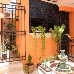 Отель Boutique Casa Mallorca Мексика, Канкун - отзывы, цены и фото номеров - забронировать отель Boutique Casa Mallorca онлайн терраса/патио