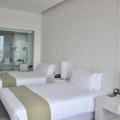 Grand Mercure Shanghai Century Park Hotel комната для гостей