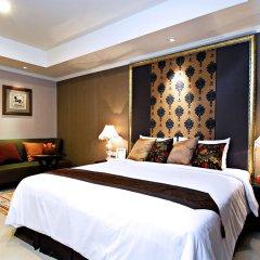 Отель FuramaXclusive Sukhumvit 4* Улучшенный номер с разными типами кроватей