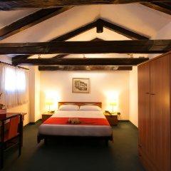 Hotel Kappa 3* Стандартный семейный номер с двуспальной кроватью