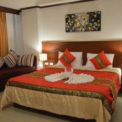 Отель Sharaya Residence Patong 3* Номер Делюкс разные типы кроватей