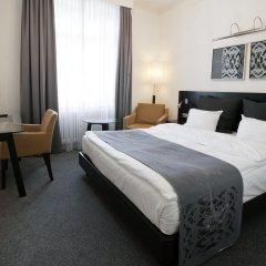 Scandic Palace Hotel 4* Стандартный номер с двуспальной кроватью