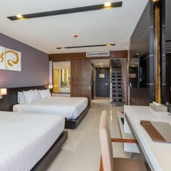 Отель The Charm Resort Phuket 4* Люкс с различными типами кроватей фото 2