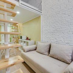 Апартаменты Travelto Grivtsova Улучшенные апартаменты с 2 отдельными кроватями