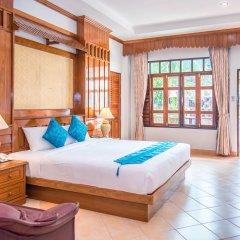 Отель Tony Resort 3* Номер Делюкс разные типы кроватей фото 4