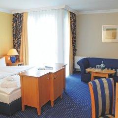 Upstalsboom Hotel Friedrichshain 4* Стандартный номер с различными типами кроватей фото 3