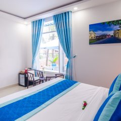 Отель Villa of Tranquility 2* Номер Делюкс с различными типами кроватей