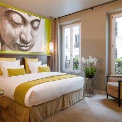 Отель B Montmartre 4* Улучшенный номер с различными типами кроватей