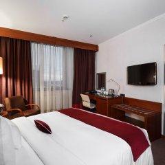 Гостиница DoubleTree by Hilton Novosibirsk 4* Стандартный номер двуспальная кровать