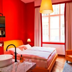 Small Luxury Hotel Altstadt Vienna 4* Номер Бизнес с различными типами кроватей