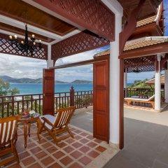Отель Thavorn Beach Village Resort & Spa Phuket 4* Люкс с различными типами кроватей фото 5