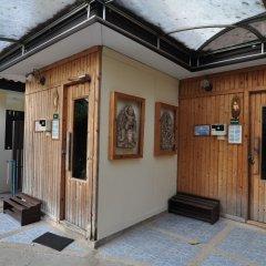 Отель Hyton Leelavadee Phuket сауна