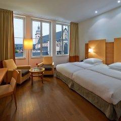 Отель Hilton Cologne 4* Стандартный номер разные типы кроватей фото 10