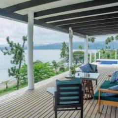 Отель Daku Resort 3* Вилла с различными типами кроватей