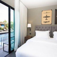 Отель Marina Express-AVIATOR-Phuket Airport Улучшенный номер с различными типами кроватей фото 3