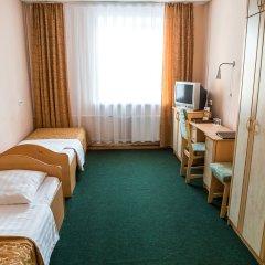 Гостиница Городки Номер с общей ванной комнатой с различными типами кроватей (общая ванная комната) фото 4