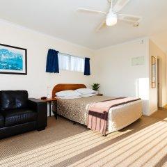 Отель elliotts kapiti coast motor lodge 3* Студия с различными типами кроватей