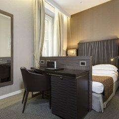Отель Artemide 4* Номер категории Эконом с различными типами кроватей фото 4