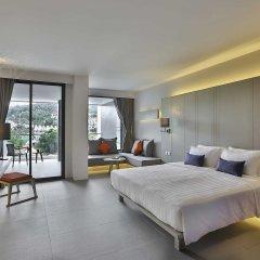 Отель Yama Phuket 4* Номер Делюкс разные типы кроватей