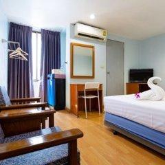 Отель Siam Star 2* Улучшенный номер