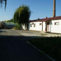 Hostel & SPA парковка