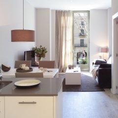 Апартаменты Apartments Rambla 102 Люкс повышенной комфортности с различными типами кроватей