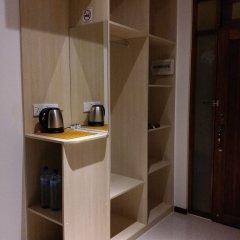 Отель Nazaki Residences Beach 4* Номер Делюкс с двуспальной кроватью
