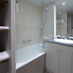 Отель Citadines Les Halles Paris ванная фото 2