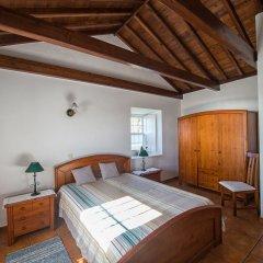 Отель Casas do Capelo Коттедж с различными типами кроватей