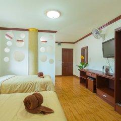Отель Patong Rai Rum Yen Resort 3* Студия с различными типами кроватей фото 3