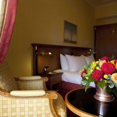 Отель Fairmont Le Montreux Palace 5* Стандартный номер с различными типами кроватей фото 2