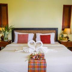 Отель Anahata Resort Samui (Old The Lipa Lovely) 3* Улучшенное бунгало с различными типами кроватей