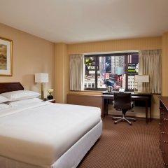 The Manhattan at Times Square Hotel 3* Номер Делюкс с различными типами кроватей фото 2