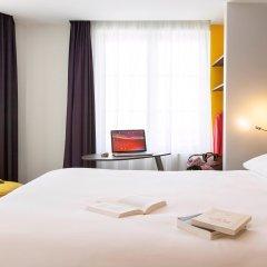 Отель ibis Styles Saumur Gare Centre Франция, Сомюр - отзывы, цены и фото номеров - забронировать отель ibis Styles Saumur Gare Centre онлайн комната для гостей фото 2