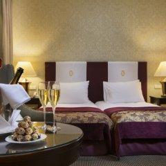 Hotel Esplanade Zagreb 5* Улучшенный номер с различными типами кроватей
