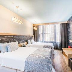 Отель TRYP By Wyndham Times Square South 4* Номер Делюкс с различными типами кроватей фото 2