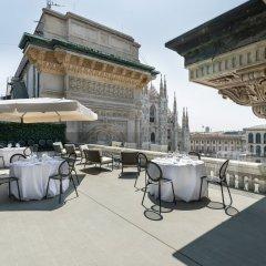 Отель TownHouse Duomo терраса/патио