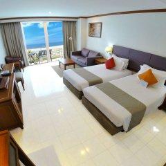 Andaman Beach Suites Hotel 4* Номер Делюкс разные типы кроватей фото 4