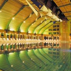 Naturmed Hotel Carbona закрытый бассейн