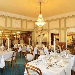 Bellevue Hotel ресторан