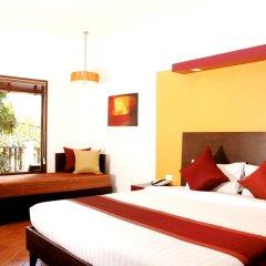 Отель All Seasons Naiharn Phuket 3* Улучшенный номер с различными типами кроватей фото 3