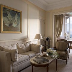 Отель InterContinental Carlton Cannes 5* Улучшенный люкс с двуспальной кроватью