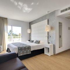 Отель Cala Millor Garden, Adults Only 4* Улучшенный номер с различными типами кроватей