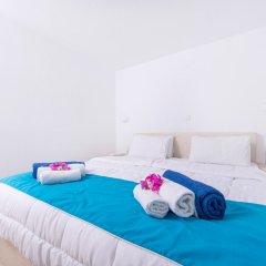 Отель Bella Santorini Studios 4* Стандартный номер с различными типами кроватей