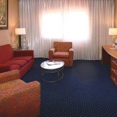 Отель Courtyard By Marriott Cancun Airport жилая площадь фото 2