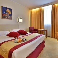 Best Western Hotel Airvenice 4* Стандартный семейный номер с двуспальной кроватью