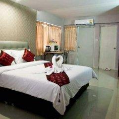 Отель NRC Residence Suvarnabhumi 3* Номер Делюкс с различными типами кроватей