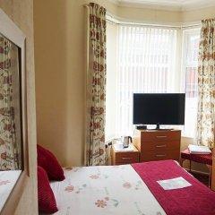 The Kings Cross Hotel 2* Стандартный номер с различными типами кроватей