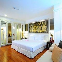 Grande Centre Point Hotel Ratchadamri 5* Номер Grand Deluxe с различными типами кроватей фото 5
