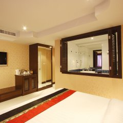 Rayaburi Hotel Patong 4* Стандартный номер фото 3